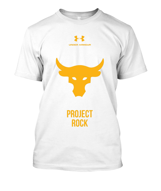 Enjuague bucal Optimismo temerario  Project Rock Under Armour - Tshirt in Bangladesh | Fabrilife